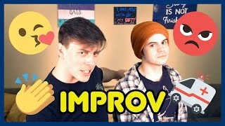 IMPROV-able But Not Impossible! | Thomas Sanders