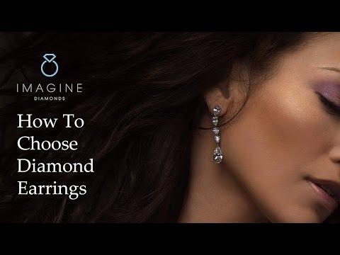 How To Choose Diamond Earrings