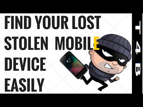 Android device manager :  How to Find stolen Lost phone like Android, iPhone
