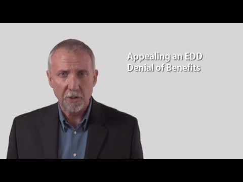 EDD Lawyer (949) 783-4148 | Appeal Unemployment Denials