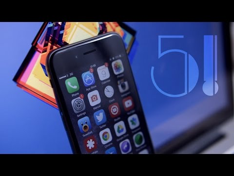 5 things I hate about the Apple iPhone 6!