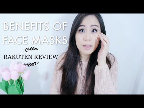 Benefits Of Face Masks (Rakuten Global Review)