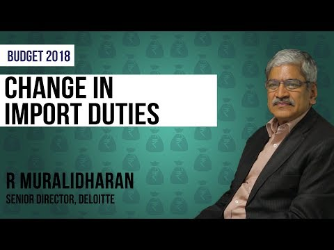 With GST In Place, Only Import Duties Can Change. Make In India Will Be A Factor