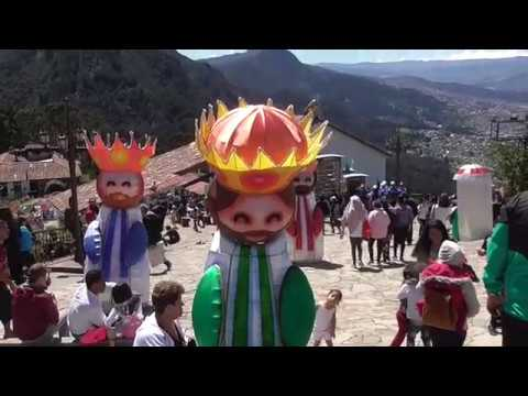 Visit Bogota: Monserrate Church and Mountain
