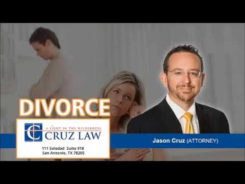 Can I Handle A Divorce Without An Attorney? | (210) 960-8977