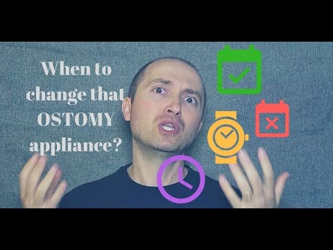 When to know it's time to change that ostomy appliance.