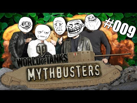 WoT || Mythbusters #009 || Becoming Invincible?!
