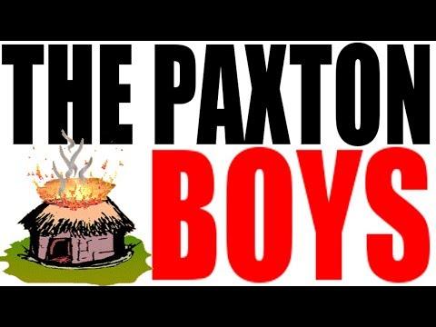 The Paxton Boys: The Conestoga Massacre Explained