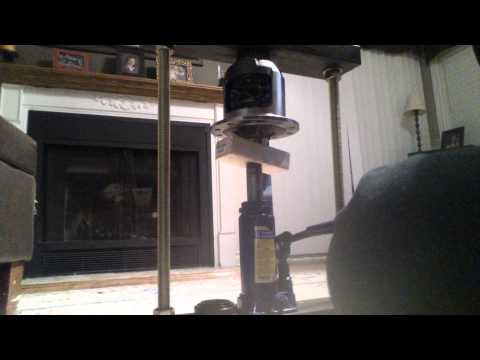 Home Made Press 8.8 Carrier bearing