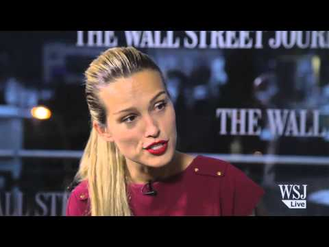 Petra Nemcova on Rebuilding Education