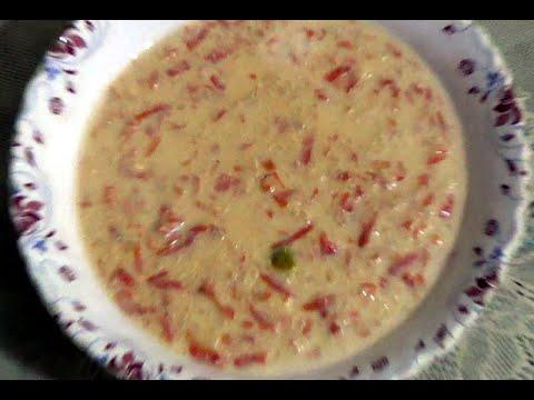 Gajrela How to make Lahori Gajrela - Kheer with Carrots - Gajar ka halwa - Gajarpaag - Method