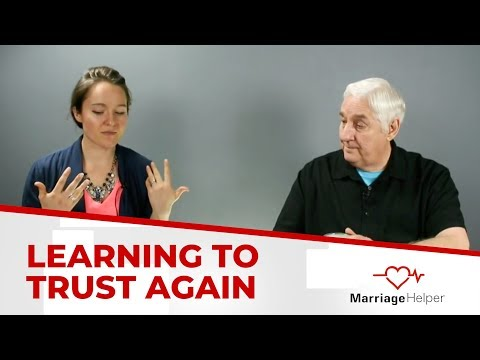 How To Trust Your Partner Again