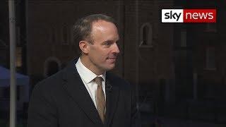 Ex-Brexit secretary dismisses PM