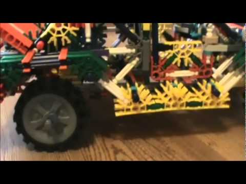 Knex Rally Car SS