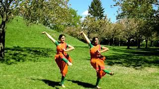Thillana Dance by Rakhi Krishna \u0026 Poornima Joseph