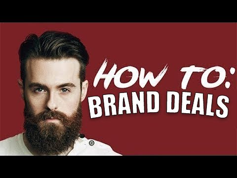 How to get Influencer Brand Sponsorship Deals - Digital Marketing Tips