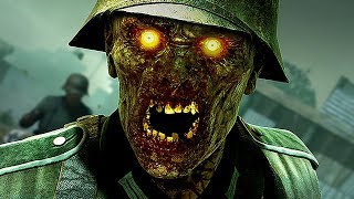 Zombie Army 4 Dead War - First Gameplay Demo E3 2019 (NEW World-War 2 Zombie Game)
