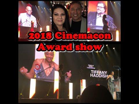 CinemaCon 2018 Award Show Caesar's Palace Las Vegas
