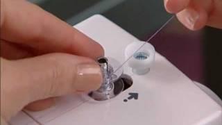 Singer Sewing Machine Threading Tutorial