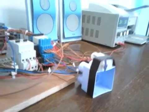 ABB 500 eCo PLC + small DC motor control