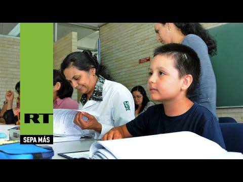 Niño mexicano de 9 años que cursa bioquímica y energía molecular en la UNAM habla con RT