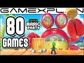 All 80 Super Mario Party Mini Games Revealed Gameplay Compilation