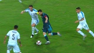 Lionel Messi vs Uruguay | Friendly 2019 HD 1080i