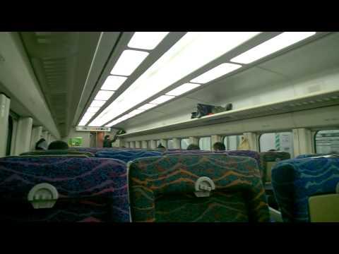 Nagano Shinkansen (Asama train) to Tokyo ( 長野新幹線 )