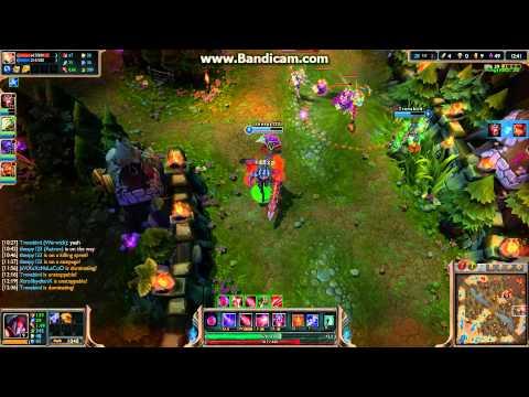 League of Legends - Aatrox bot - Easy win (vs bots) pt.2