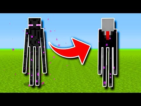 Minecraft : How To Spawn Slenderman (EASTEREGG)  (Ps3/Xbox360/PS4/XboxOne/WiiU)