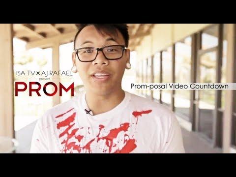 ISAtv x AJ Rafael Present PROM Pt. 1 - Video Countdown