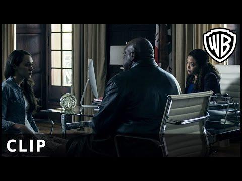 Friend Request – Laura Talks To Cops clip – Warner Bros. UK