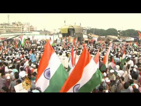 Indian anti-corruption activist begins fast