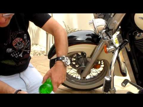 How to Clean White Wall Tires
