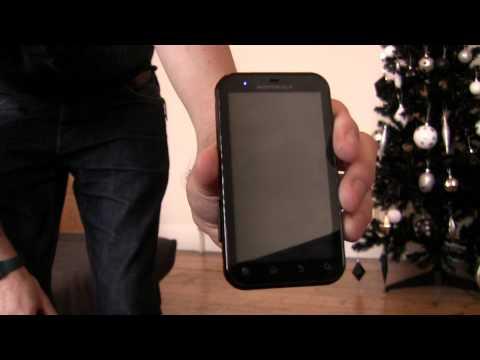 Motorola Defy rugged toughness test, inc pint drop!