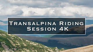 Transalpina Riding Session in 4K