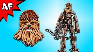 Lego Star Wars CHEWBACCA 75530 Buildable Figure Speed Build