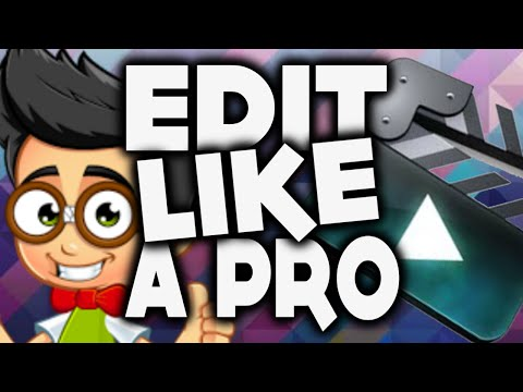 How to edit videos like a pro on android!