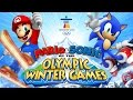 Mario Sonic At The Olympic Winter Games Vancouver 2010 All E