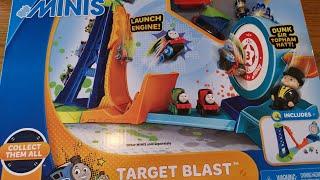 Thomas Minis Target Blast.thomas And Friends