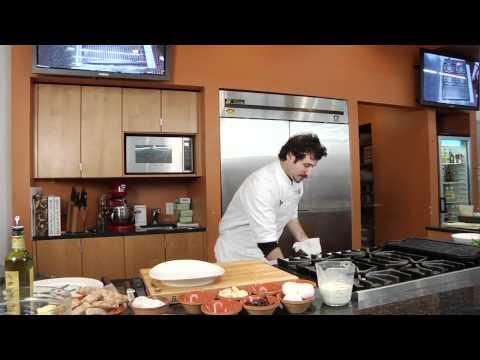 Bone Marrow on Tuscan Bread with Balsamic Onions
