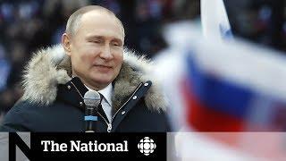 Putin coasts to near-certain election victory