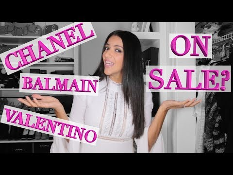 Tips for Scoring Luxury at Lower Prices! Best Deals for Chanel, Balmain, Louboutin!