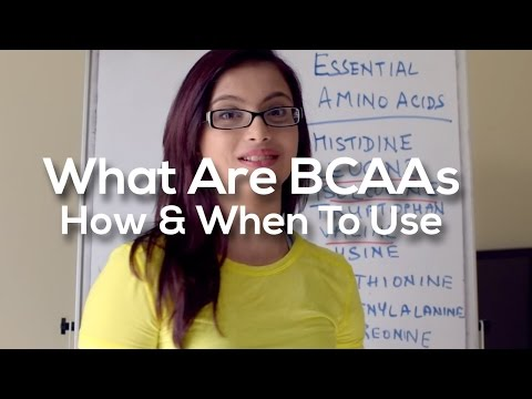 What Are BCAAs Branched Chain Amino Acids? When & How To Use