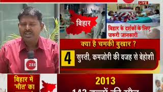 Health Minister Harsh Vardhan Reaches Aes-hit Muzaffarnagar