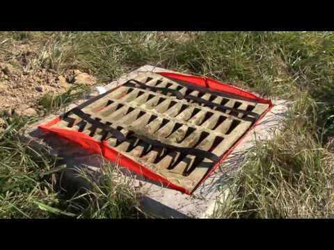 Storm Grate Filter | Dandy Sack | Sediment Control Video