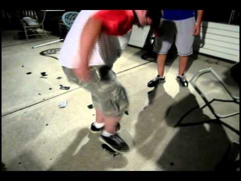 Nintendo Gamecube Destruction!