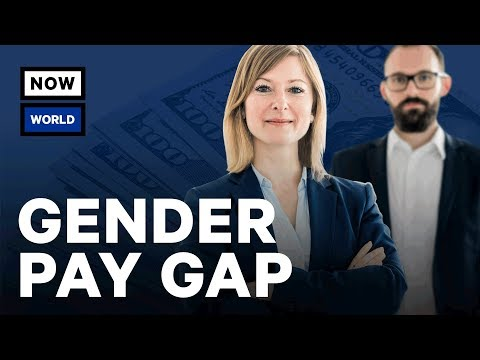 Why Are Countries Reporting Their Gender Pay Gap? | NowThis World