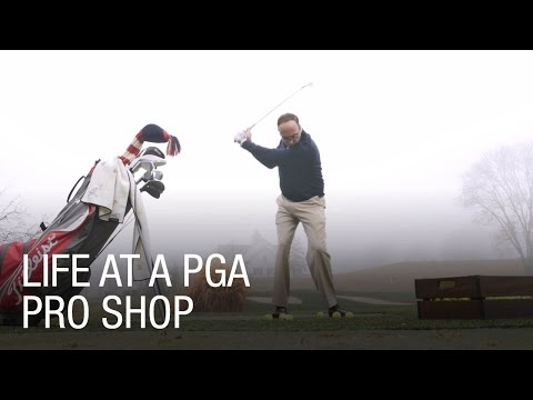 Life at a PGA Pro Shop