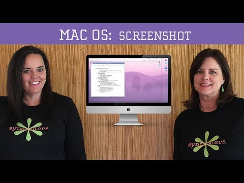 Screenshot - Mac OS